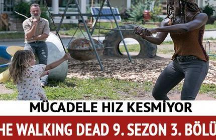 The Walking Dead 9. sezon 3. bölüm izle – The Walking Dead son bölüm FX